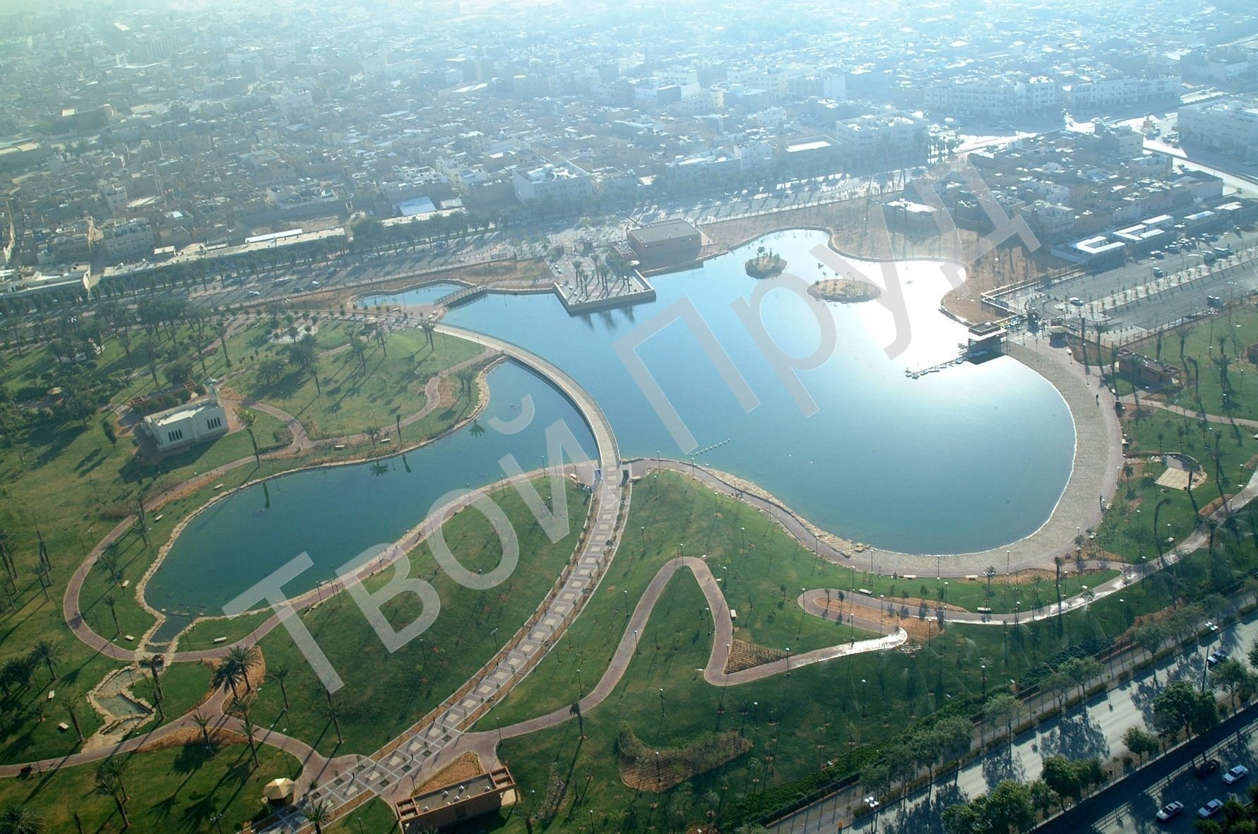 aerial_photo_of_salam_park_lake_nawfal_-_72dpi
