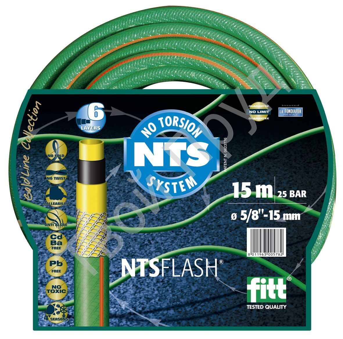 Matassa NTS Flash